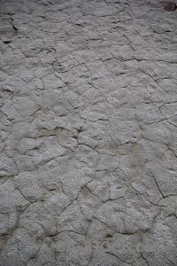 Bolivia texture crack laguna honda lake.