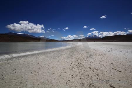 Bolivia water landscape altitude laguna honda.