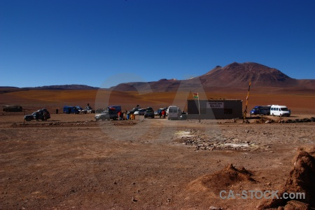 Border building landscape sky bolivia.