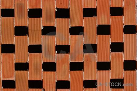 Brick orange texture.