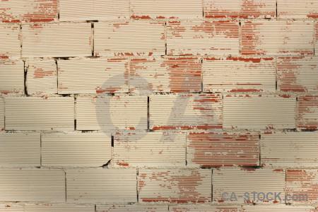 Brick texture orange.