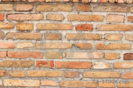 Brick texture stone.