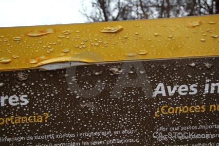 Bubble javea texture burnt spain.