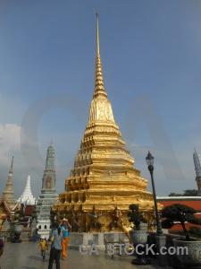 Buddhism buddhist temple of the emerald buddha southeast asia gold.