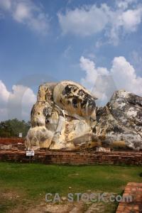 Buddhism grass buddha sky asia.