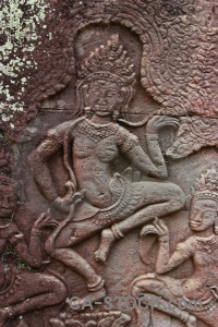 Buddhism unesco asia siem reap angkor thom.