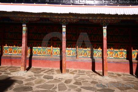 Buddhist buddhism himalayan east asia shigatse.