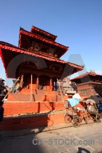 Buddhist buddhism temple unesco hanuman dhoka.