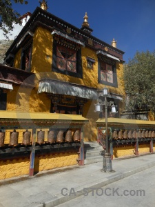 Buddhist east asia tibet monastery buddhism.