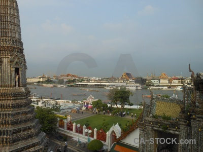 Buddhist sky southeast asia chao phraya river cloud.