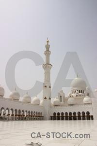 Building abu dhabi asia western grand.