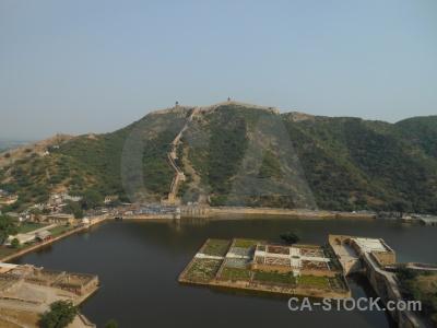 Building amer jaipur sky fort.