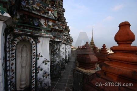 Building asia southeast sky bangkok.