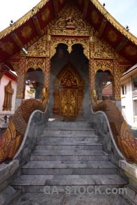 Building brown oriental.