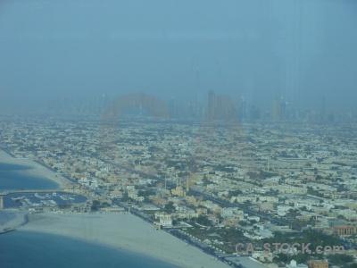 Building burj al arab dubai western asia sea.