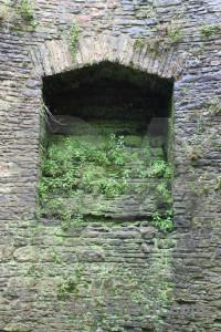 Building castle green.