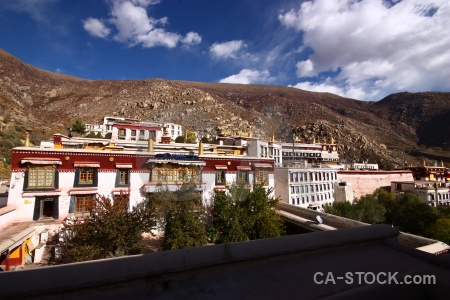 Building cloud asia lhasa sky.