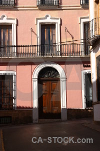 Building europe spain javea door.