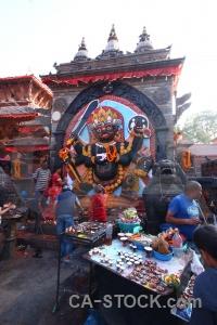 Building kal bhairab hanuman dhoka asia sky.