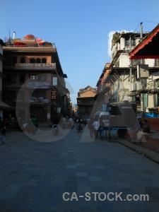 Building kathmandu road sky nepal.