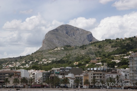 Building montgo europe javea cloud.