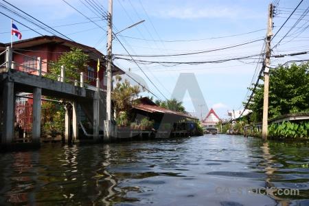 Building plant ton khem thailand sky.