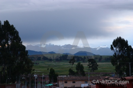 Building south america chinchero altitude cloud.