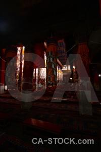 Building tibet archway buddhist buddhism.