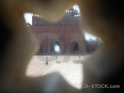 Buland gate building south asia fatehpur sikri star.