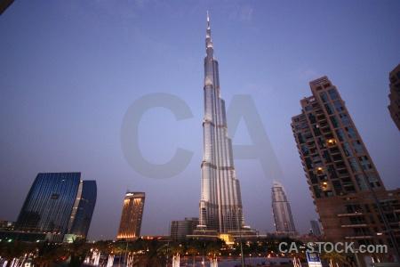 Burj khalifa asia sky dubai building.
