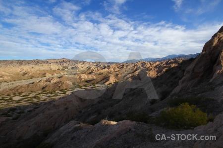 Calchaqui valley argentina bush mountain quebrada de las flechas.