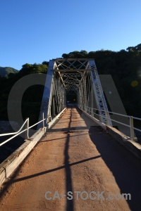 Calchaqui valley bridge truss sky salta tour 2.