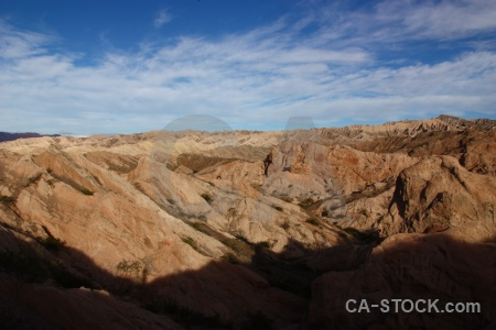 Calchaqui valley south america las flechas gorge cloud rock.