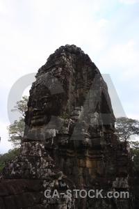 Cambodia asia temple khmer buddha.