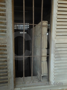 Cambodia khmer rouge inside s 21 cell.