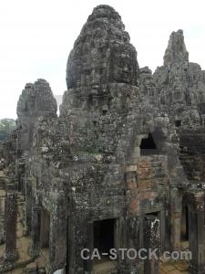 Cambodia sky siem reap ruin lichen.