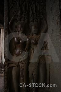 Cambodia stone buddhism angkor wat buddhist.