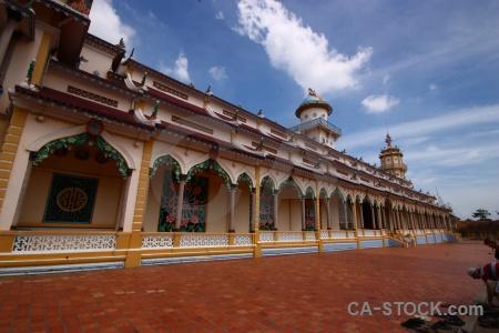 Cao dai cloud asia southeast pillar.