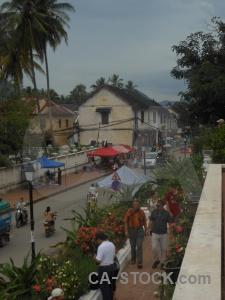 Car road unesco southeast asia laos.