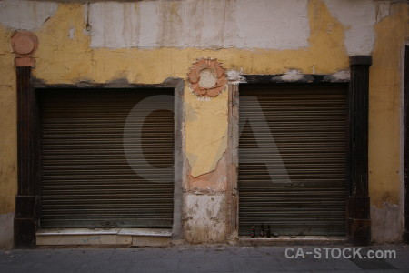 Cartagena europe entrance brown spain.