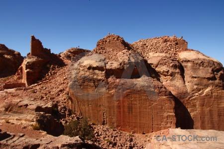 Carving block ancient unesco rock.