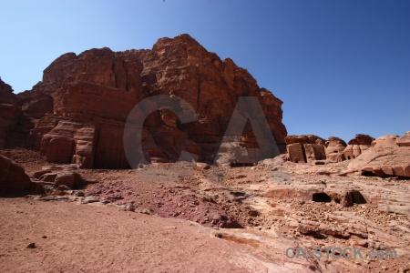 Carving petra unesco nabataeans ancient.