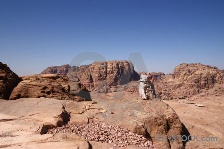 Carving rock historic landscape unesco.