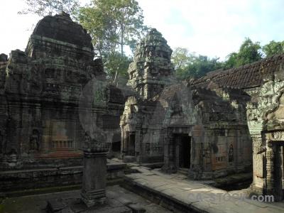 Carving stone southeast asia unesco cambodia.