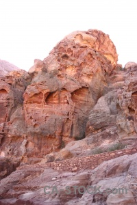 Carving western asia unesco sky nabataeans.