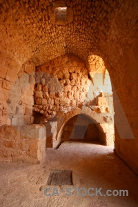 Castle archaeological archway middle east historic.