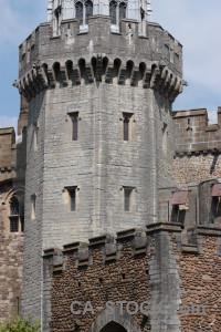 Castle building.