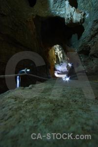 Cave cueva de las calaveras benidoleig rock javea.