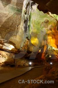Cave europe cueva de las calaveras javea spain.