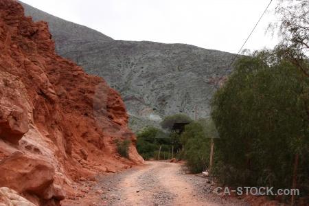 Cerro de los siete colores salta tour argentina road cloud.